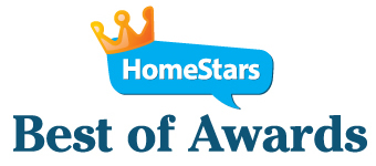 Best Ottawa Electrician of HomeStars Winner